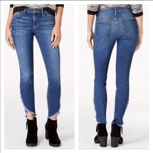 Joes Icon Midrise Skinny Ankle Stretch  Michela